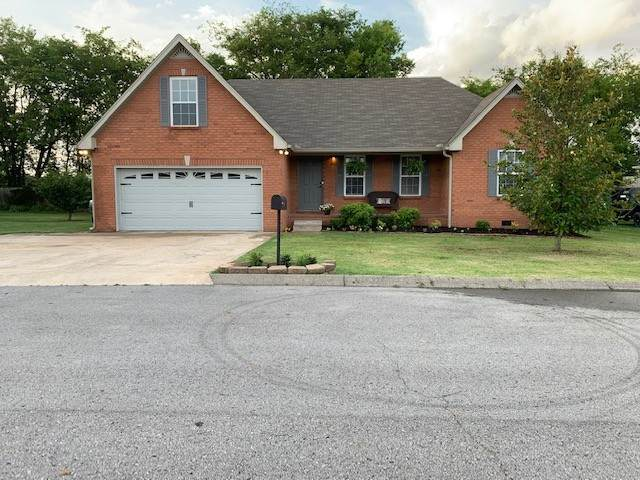 106 Lisa Circle, Lebanon, TN 37087 (MLS #RTC2125752) :: Village Real Estate