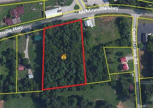 9783 Mcminnville Hwy, Quebeck, TN 38579 (MLS #RTC2125964) :: Village Real Estate