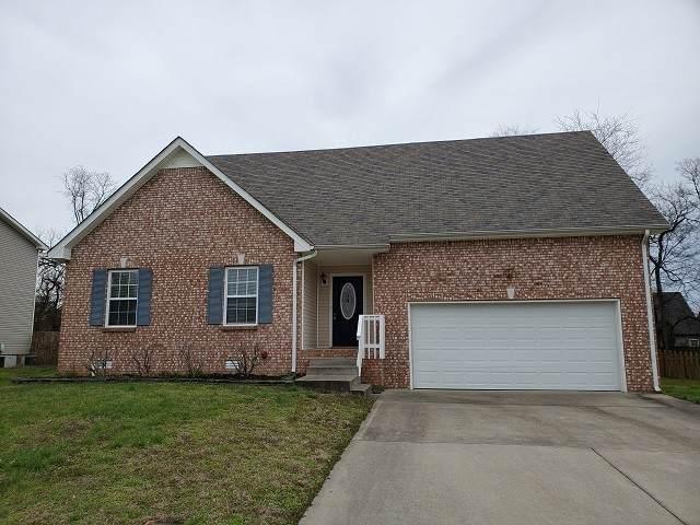 3948 Benjamin Dr, Clarksville, TN 37040 (MLS #RTC2131685) :: Fridrich & Clark Realty, LLC