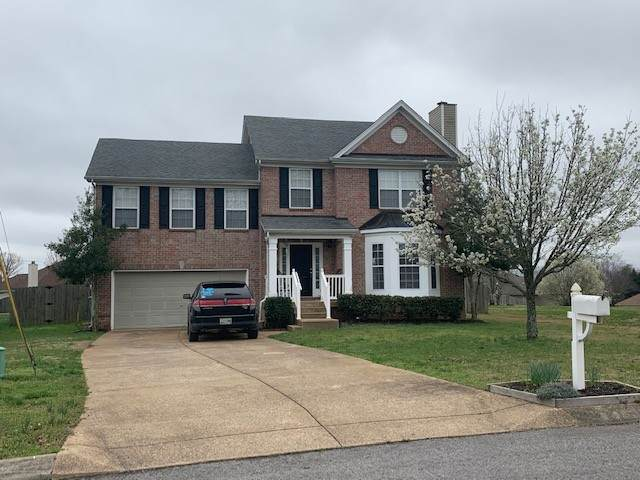 2667 Paradise Dr, Spring Hill, TN 37174 (MLS #RTC2132019) :: Five Doors Network