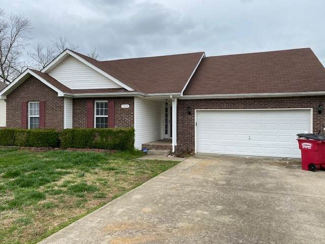 1515 Barrywood Cir W, Clarksville, TN 37042 (MLS #RTC2134536) :: Village Real Estate
