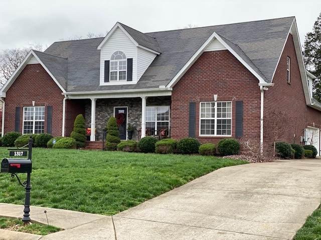 1317 Rhonda Dr, Christiana, TN 37037 (MLS #RTC2134762) :: Nashville Home Guru