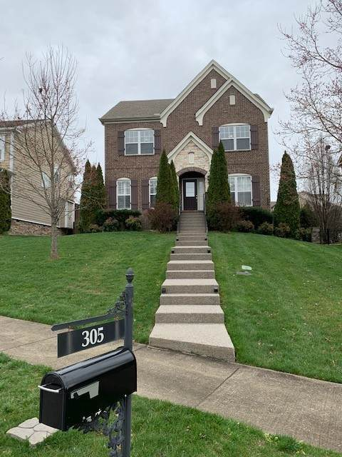 305 Verde Meadow Dr, Franklin, TN 37067 (MLS #RTC2136713) :: The Milam Group at Fridrich & Clark Realty