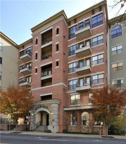 1803 Broadway #206, Nashville, TN 37203 (MLS #RTC2136725) :: Oak Street Group