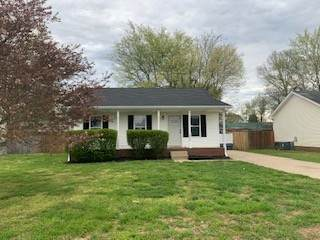 1806 Harbor Dr, Oak Grove, KY 42262 (MLS #RTC2137726) :: The Group Campbell powered by Five Doors Network