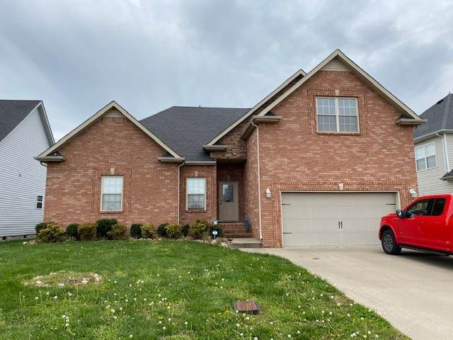 3364 Franklin Meadows Way, Clarksville, TN 37042 (MLS #RTC2138725) :: The Group Campbell powered by Five Doors Network