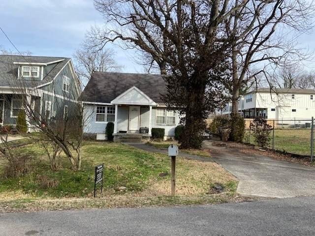 1413 Chester Ave, Nashville, TN 37206 (MLS #RTC2139224) :: Village Real Estate