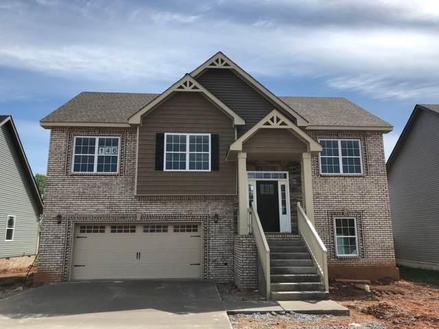 146 Locust Run, Clarksville, TN 37043 (MLS #RTC2145405) :: Stormberg Real Estate Group