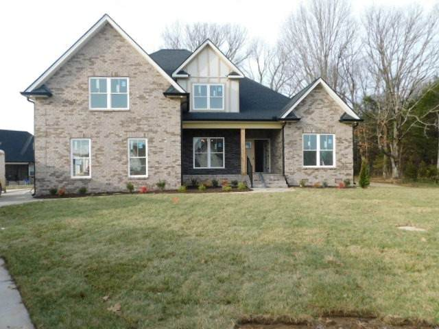 1213 Alex Walker Dr, Christiana, TN 37037 (MLS #RTC2150299) :: Team George Weeks Real Estate