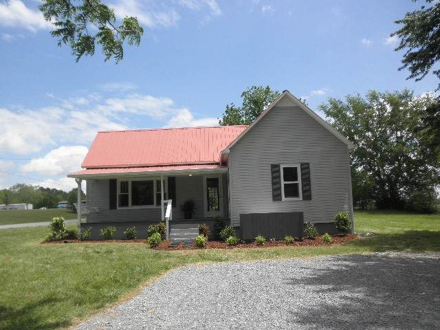 587 Howell Hill Rd, Flintville, TN 37335 (MLS #RTC2150514) :: Village Real Estate