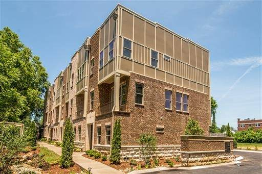 3823 Gallatin Pike #5, Nashville, TN 37216 (MLS #RTC2150859) :: Village Real Estate
