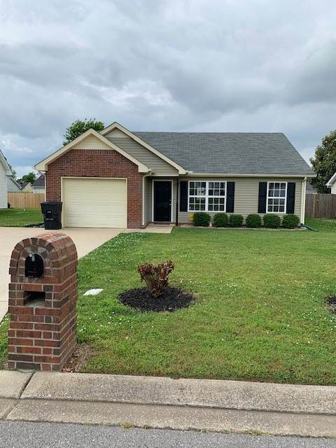 1276 Dalmally Dr, Murfreesboro, TN 37128 (MLS #RTC2152566) :: Berkshire Hathaway HomeServices Woodmont Realty