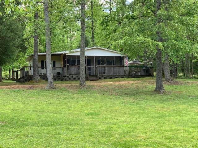 119 Tracy Rd, Hohenwald, TN 38462 (MLS #RTC2153126) :: The Matt Ward Group