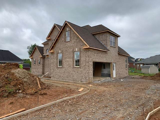 2522 Sewanee Pl, Murfreesboro, TN 37128 (MLS #RTC2153420) :: The Matt Ward Group