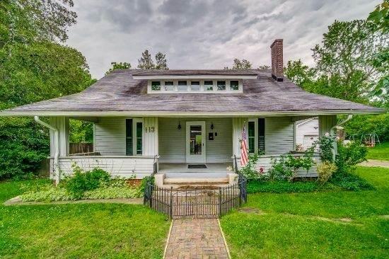 113 Poplar St, Dickson, TN 37055 (MLS #RTC2153514) :: Village Real Estate