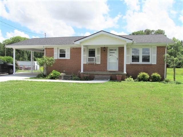 1376 Ardmore Hwy, Taft, TN 38488 (MLS #RTC2154592) :: EXIT Realty Bob Lamb & Associates