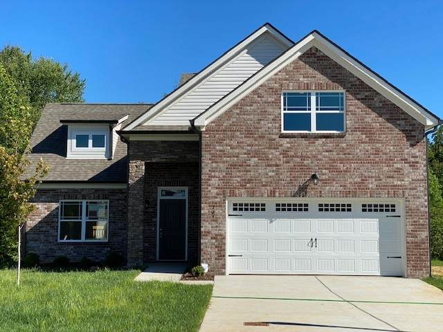 724 Monarchos Bend (Lot 96), Burns, TN 37029 (MLS #RTC2155665) :: Armstrong Real Estate