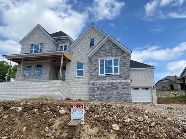 2044 Belsford Drive #184, Nolensville, TN 37135 (MLS #RTC2155855) :: Fridrich & Clark Realty, LLC
