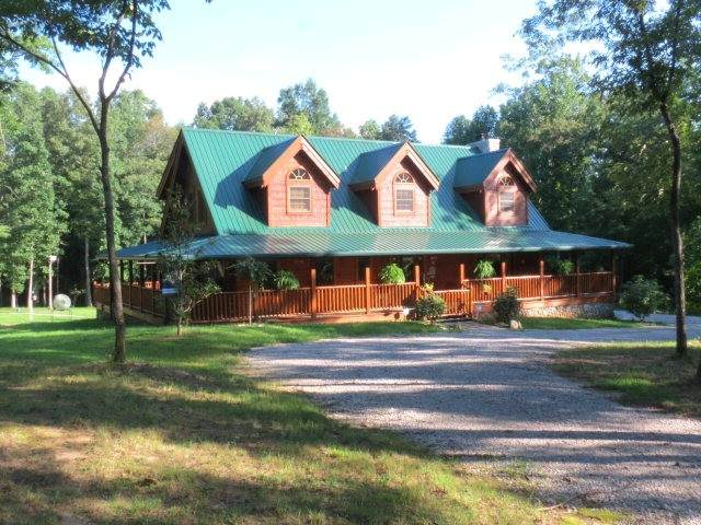 295 Forest View Dr, Spencer, TN 38585 (MLS #RTC2155941) :: Village Real Estate
