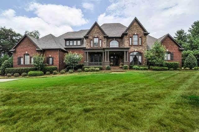 9649 Magnolia Ridge Way, Brentwood, TN 37027 (MLS #RTC2158155) :: Village Real Estate