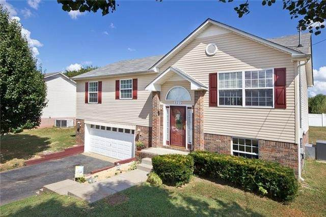 937 Creekview Drive, Columbia, TN 38401 (MLS #RTC2158867) :: RE/MAX Homes And Estates