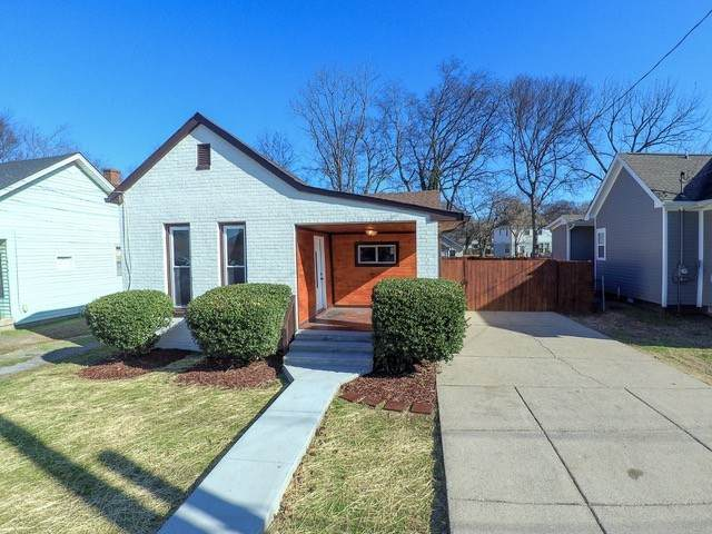 1812 14Th Ave N, Nashville, TN 37208 (MLS #RTC2158940) :: Exit Realty Music City