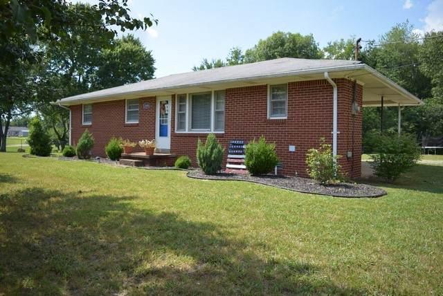 1684 Old Blacktop Rd, Mc Ewen, TN 37101 (MLS #RTC2161378) :: Nashville on the Move