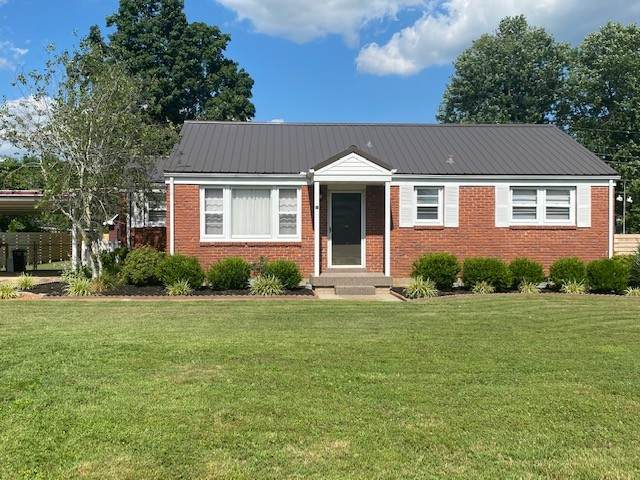 14 Welch St, Clarksville, TN 37040 (MLS #RTC2163590) :: John Jones Real Estate LLC
