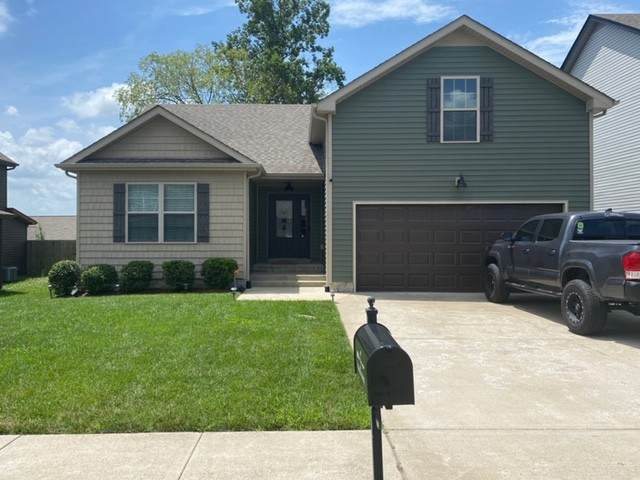 1272 Eagles View Dr, Clarksville, TN 37040 (MLS #RTC2164629) :: RE/MAX Homes And Estates