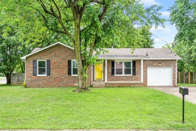 3417 Chaney Ln, Clarksville, TN 37042 (MLS #RTC2165458) :: Exit Realty Music City