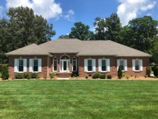 210 Fairways Blvd N, Tullahoma, TN 37388 (MLS #RTC2166279) :: Nashville on the Move