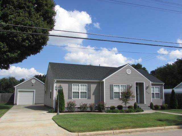 420 1st St E, Lawrenceburg, TN 38464 (MLS #RTC2166750) :: Team George Weeks Real Estate