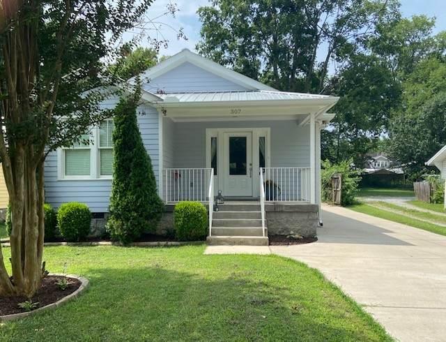 307 Morton Ave, Nashville, TN 37211 (MLS #RTC2166865) :: Team George Weeks Real Estate