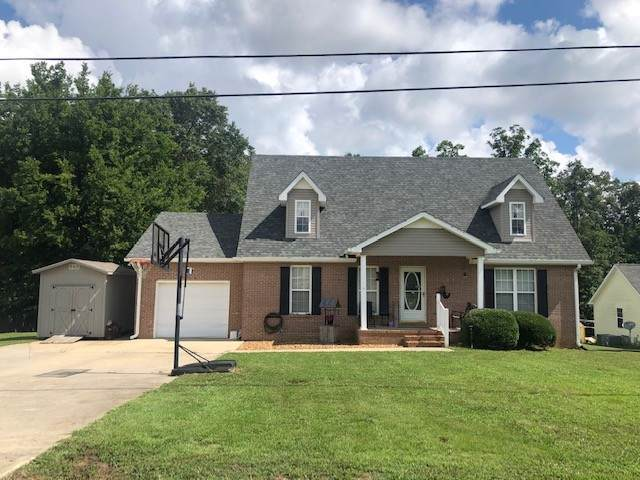 67 Greenbriar Dr, Tullahoma, TN 37388 (MLS #RTC2167706) :: John Jones Real Estate LLC