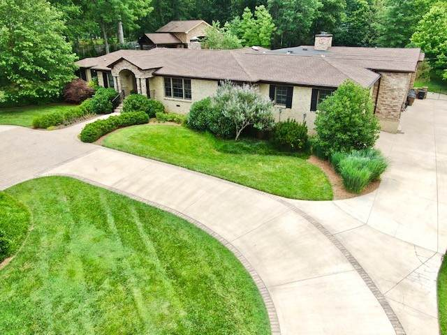 736 Greeley Drive, Nashville, TN 37205 (MLS #RTC2168332) :: Exit Realty Music City