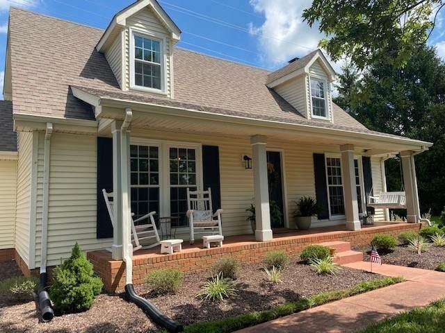 1308 Willow Bend Dr, Clarksville, TN 37043 (MLS #RTC2169243) :: Village Real Estate