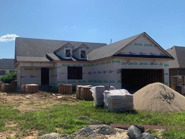 207 Spring Breeze Dr, Tullahoma, TN 37388 (MLS #RTC2169750) :: Village Real Estate