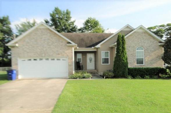 812 Winners Cir S, Shelbyville, TN 37160 (MLS #RTC2172395) :: Nashville on the Move