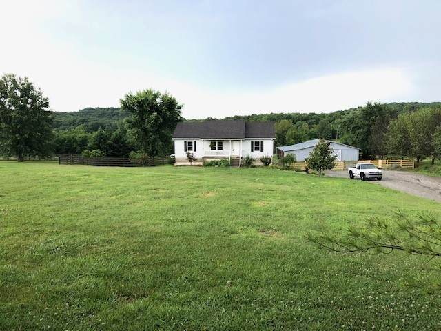 869 Chicken Rd, Lebanon, TN 37090 (MLS #RTC2173924) :: Nashville on the Move