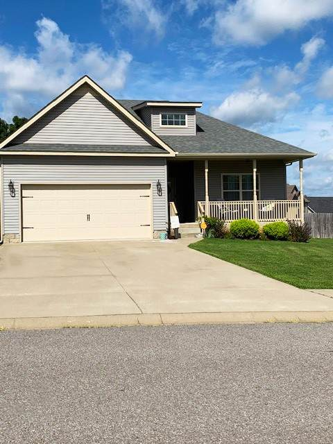 1858 Camelot Dr, Clarksville, TN 37040 (MLS #RTC2175775) :: The Milam Group at Fridrich & Clark Realty