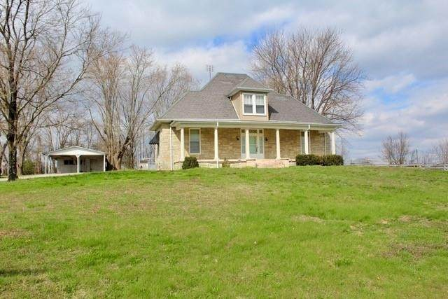 1146 Highway 64 West, Shelbyville, TN 37160 (MLS #RTC2176445) :: Village Real Estate