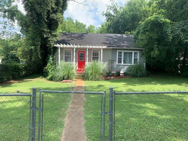 1605 Benjamin St, Nashville, TN 37206 (MLS #RTC2177209) :: FYKES Realty Group