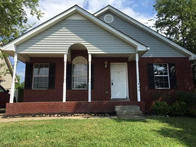 420 Newton Ct, Nashville, TN 37209 (MLS #RTC2178580) :: DeSelms Real Estate