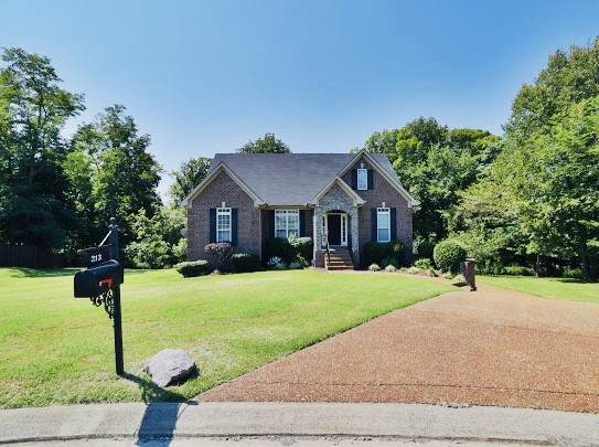 213 Kiley Ct, Nolensville, TN 37135 (MLS #RTC2190489) :: PARKS