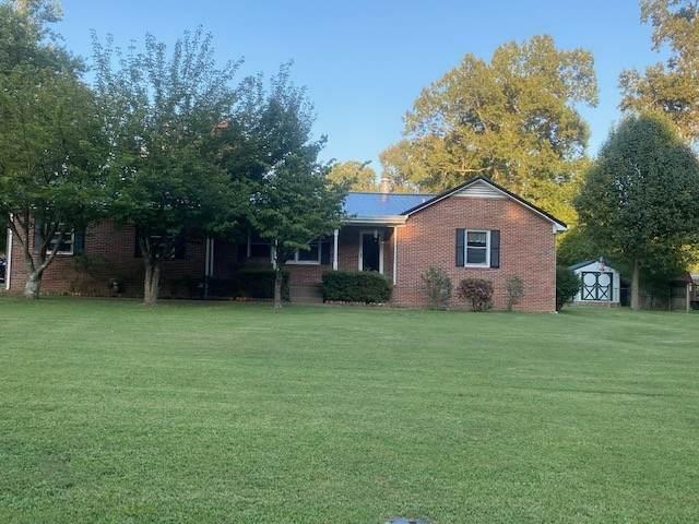 106 Larkway Dr, Tullahoma, TN 37388 (MLS #RTC2190805) :: Village Real Estate