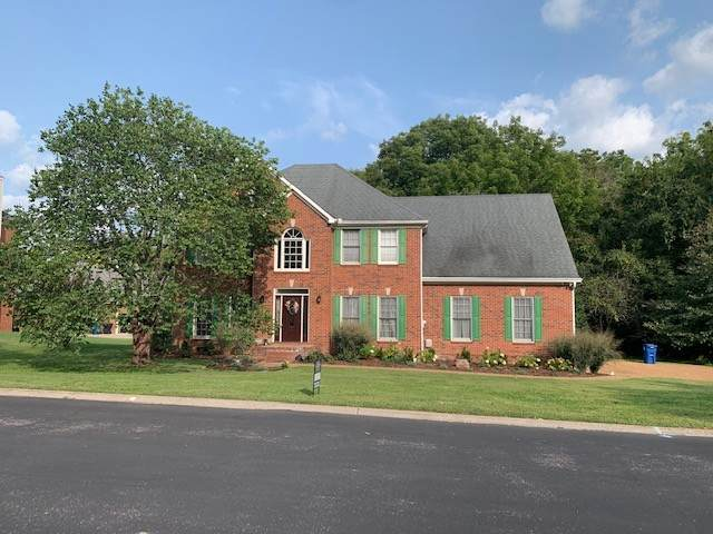 1627 Kinnard Dr, Franklin, TN 37064 (MLS #RTC2190860) :: Felts Partners