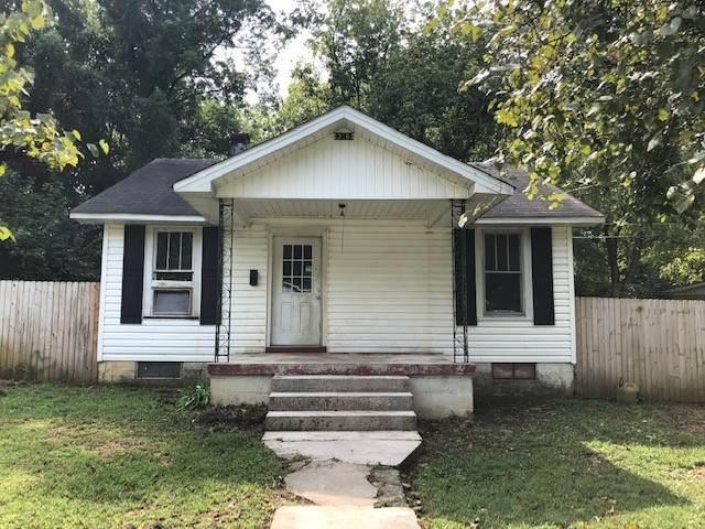 316 E 15th St, Columbia, TN 38401 (MLS #RTC2191633) :: Nashville Home Guru