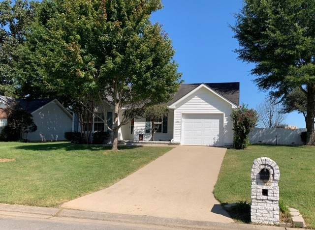 1255 Ballater Dr, Murfreesboro, TN 37128 (MLS #RTC2192469) :: Oak Street Group