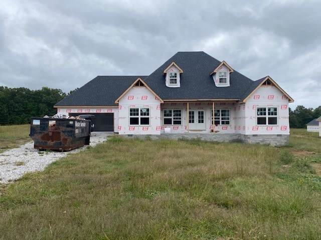 1266 Farrar Hill Rd, Manchester, TN 37355 (MLS #RTC2192804) :: Village Real Estate
