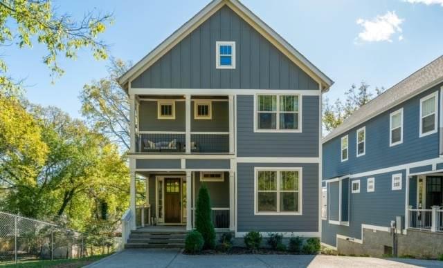 2024B Straightway Ave B, Nashville, TN 37206 (MLS #RTC2194125) :: RE/MAX Homes And Estates